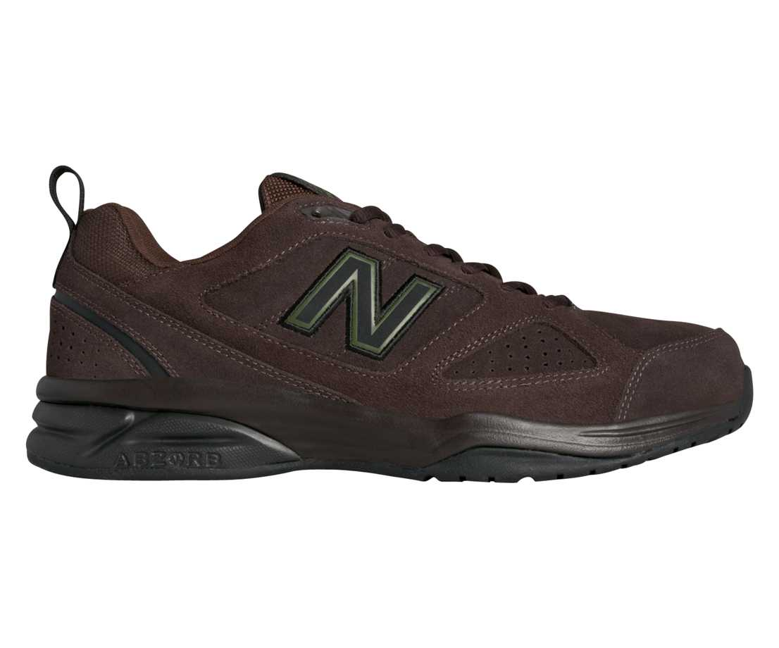 New Balance 624v4, Brown with Tan