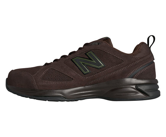 New Balance Mx624 Mens, White with Navy, 42 EUR