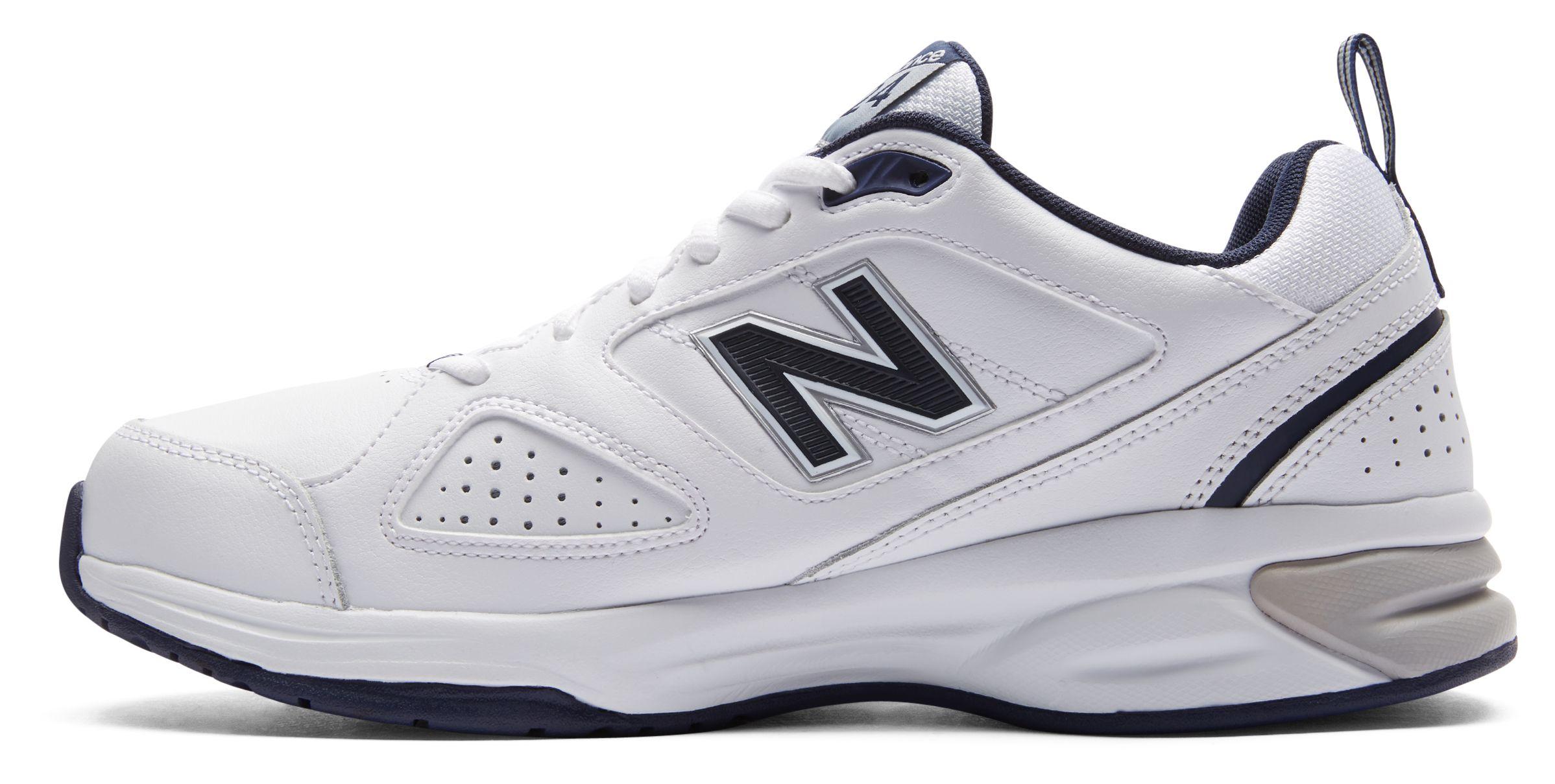 thumbnail 23 - New Balance 624v4 Leather Men's Running Running Training Shoes