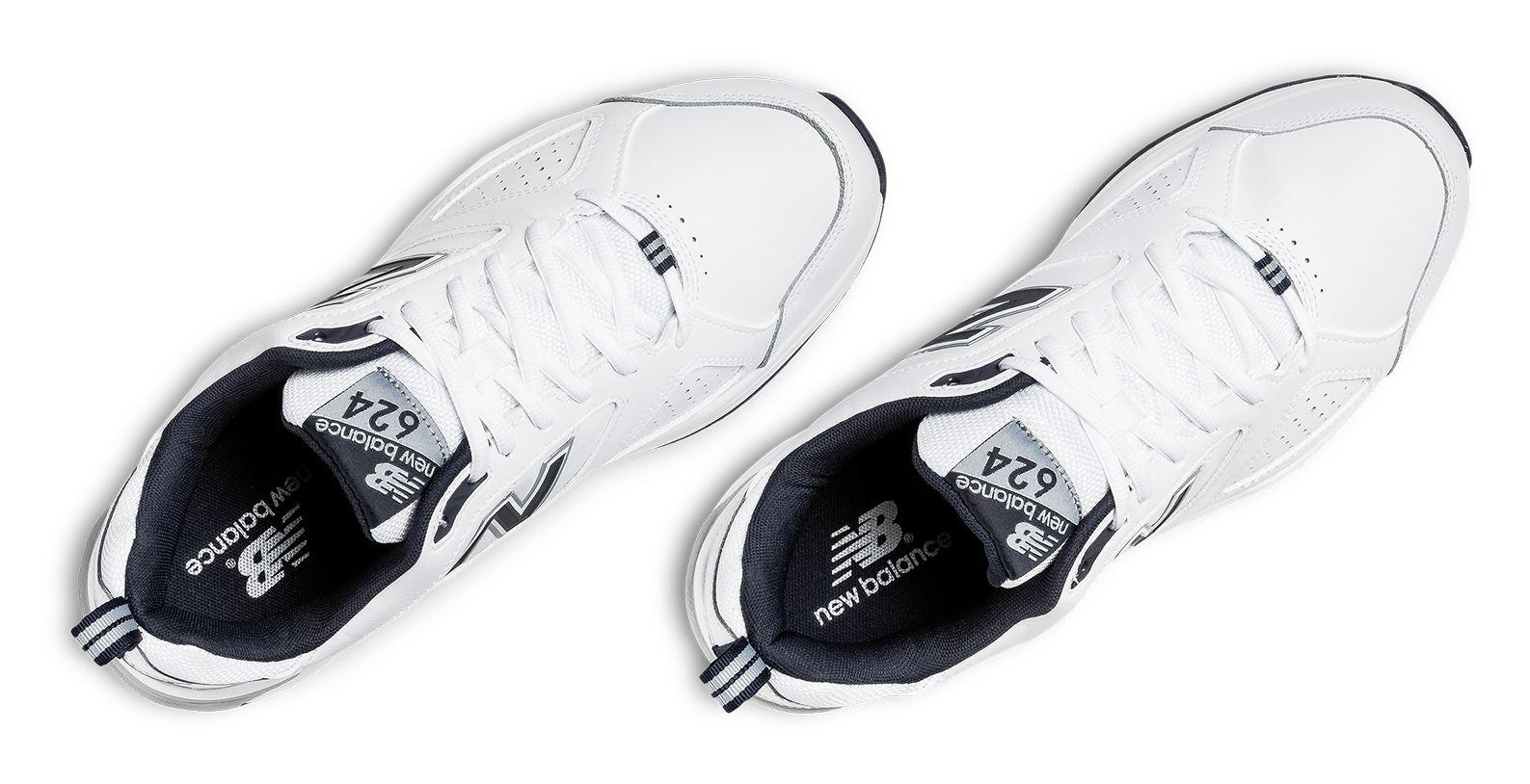 thumbnail 27 - New Balance 624v4 Leather Men's Running Running Training Shoes