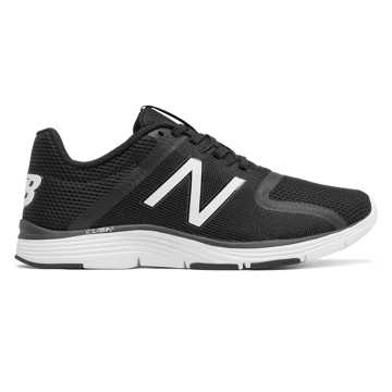 New Balance New Balance 818v2 Trainer, Black with White & Outerspace