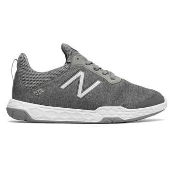New Balance Fresh Foam 818v3, Castlerock with White