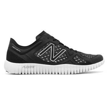New Balance New Balance 99v2 Trainer, White with Reflective Black & Black