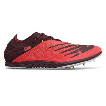 New Balance XC Seven v5, Energy Red with Henna