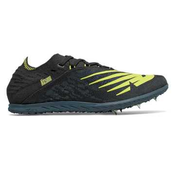 New Balance XC5K v5, Supercell with Sulphur Yellow
