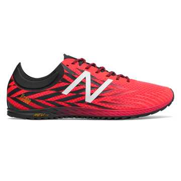 New Balance XC900 Spikeless, Bright Cherry with Black