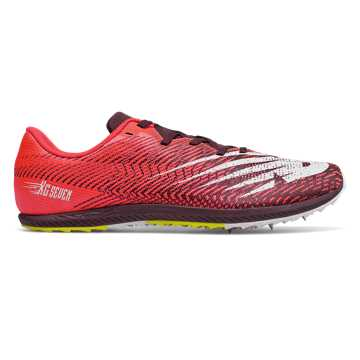 New Balance XC Seven v2, Energy Red with Henna