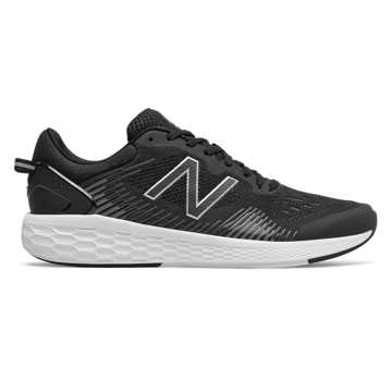 New Balance Fresh Foam Cross TR, Black with Magnet & White