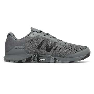 New Balance Minimus Prevail, Lead with Black & Marblehead