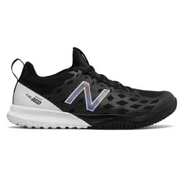 New Balance FuelCore Quick v3 Trainer, Black with White