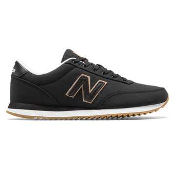 New Balance 501, Black with White