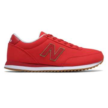 New Balance 501, Red with White