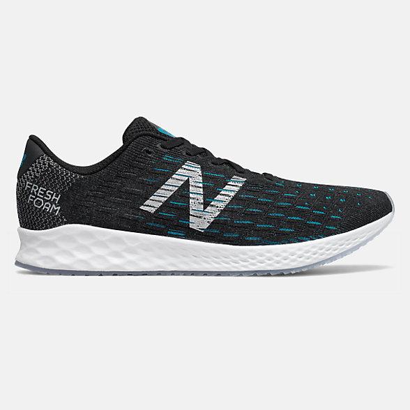 New Balance Zante系列男款跑步鞋 轻盈舒适, MZANPBD