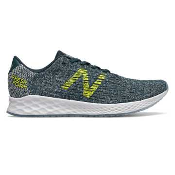 New Balance Fresh Foam Zante Pursuit, Orion Blue with Supercell & Sulphur Yellow