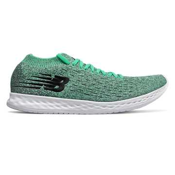 New Balance Fresh Foam Zante Solas, Neon Emerald with Black