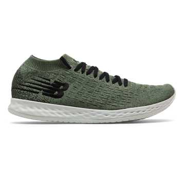 New Balance Fresh Foam Zante Solas, Mineral Green with Faded Rosin & Black