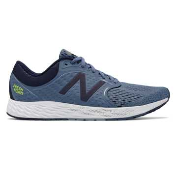 New Balance Fresh Foam Zante v4, Deep Porcelain Blue with Pigment & Vintage Indigo