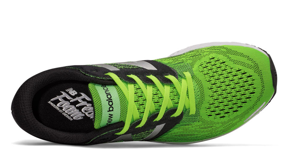 NB Fresh Foam Zante v3, Energy Lime with Black & White