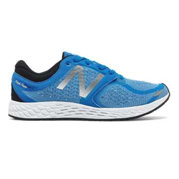 New Balance Fresh Foam Zante v3 Breathe, Electric Blue with White & Black