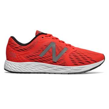 New Balance Fresh Foam Zante v4, Flame with Black & White
