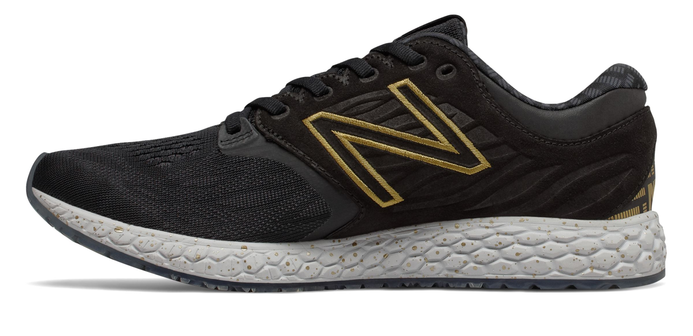 New Balance FRESH FOAM ZANTE V3 NEW YORK MARATHON - Zapatillas neutras black mw7UfHQ0V