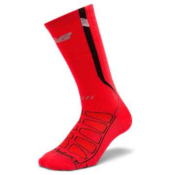 New Balance OTC Reflective Compression, Red with Black