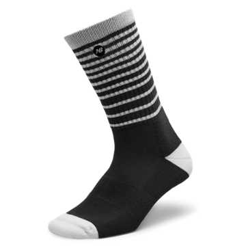 New Balance Unisex 1 Pack Wellness Crew Single Socks