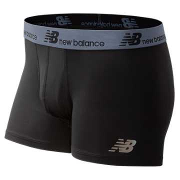 New Balance 3 Inch Single Pack Trunk, Black