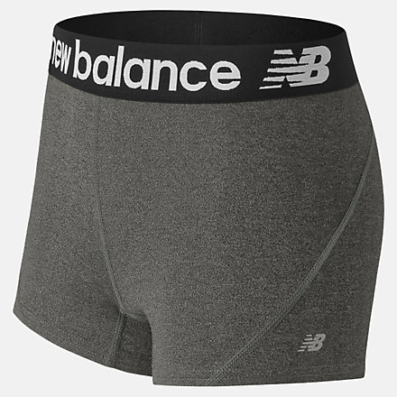 """New Balance W 3"""" Distance Short, NB1104GY image number null"""