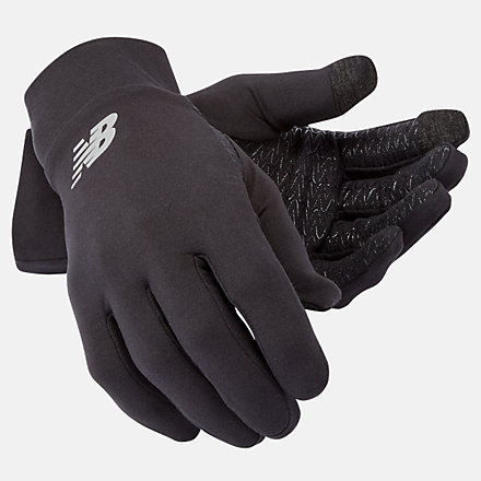New Balance Lightweight Running Glove, NB2000BK image number null