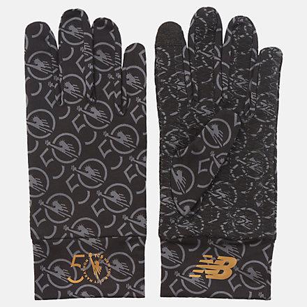 New Balance Marathon Lightweight Gloves, NB2000M5BKW image number null