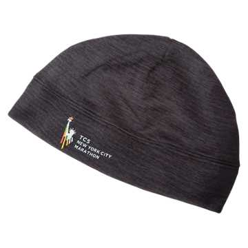 New Balance NYC Marathon Beanie, Grey