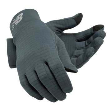 New Balance Grid Fleece Glove, Thunder