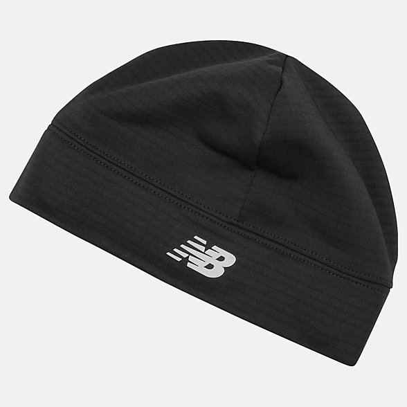 New Balance Grid Fleece Hat, NB2015BK