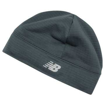 New Balance Grid Fleece Hat, Thunder