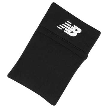 New Balance Wrist Wallet, Black