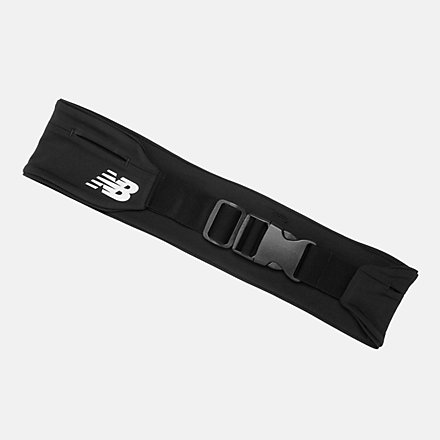 New Balance Adjustable Training Belt, NB2028BK image number null