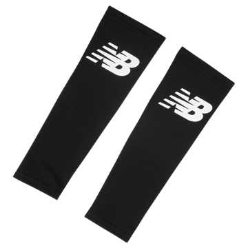 New Balance Leg Sleeves, Black