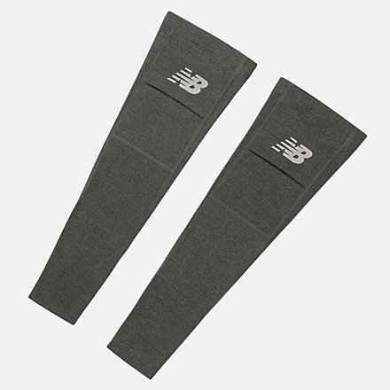 New Balance Hyper Armsleeves 2 PK, NB2087GY image number null