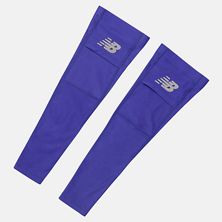 New Balance Hyper Armsleeves 2 Pack, NB2087TB image number null
