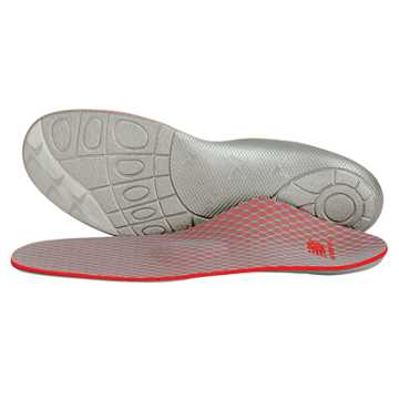 New Balance Mens Performance 405 Met Pad Orthotics, Grey