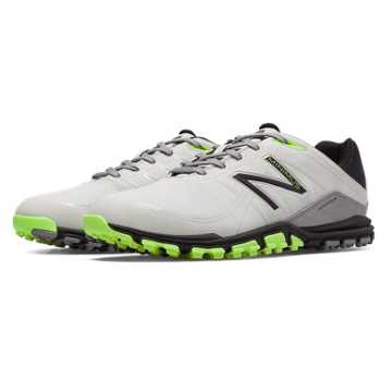 New Balance New Balance Golf 1005, White with Grey & Toxic