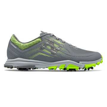 New Balance NB Minimus Tour, Grey with Green