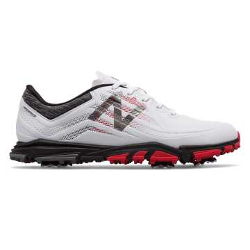 New Balance NB Minimus Tour, White with Red
