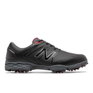 New Balance Striker, Black with Red