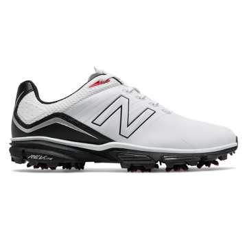 New Balance NB Tour, White with Black