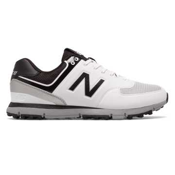 New Balance NB 518, White with Black & Grey