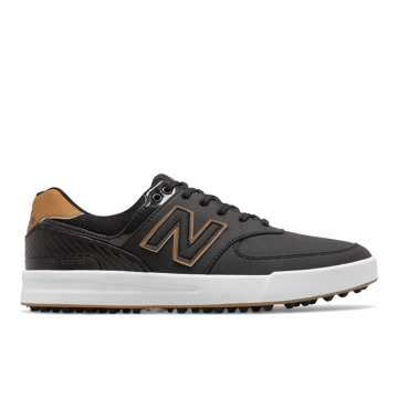 New Balance 574 Greens, Black with Gum