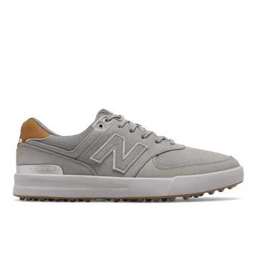 New Balance 574 Greens, Grey with Gum
