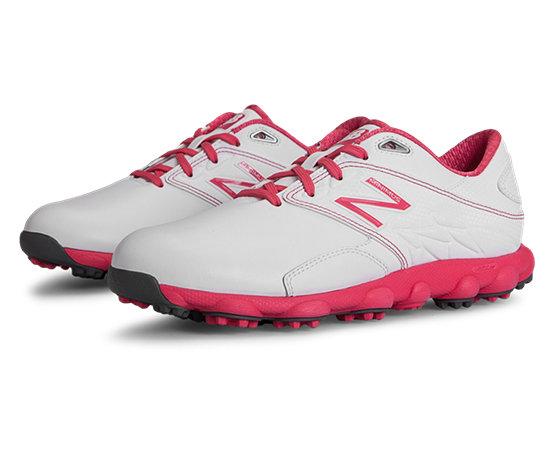 New Balance Pink Ribbon Minimus LX Golf Women's Golf Shoes - (NBGW1002) MGeu2mkR
